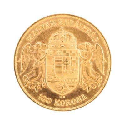 M_Go_UNG_1908_100 Ung.Kronen_39_A